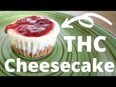 How to make Cannabis Infused Cheesecakes - Cannabis Food Tips