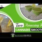 Amazing Raw Cannabis Smoothies - Cherry Loudon