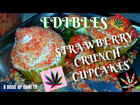 Weed Cupcakes - Cannabis Food TIps