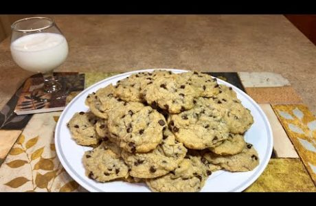 THC Infused Chocolate Chip Cookies - Cannabis Food Tips