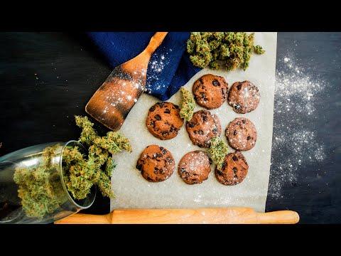 CANNABIS COOKIES! - Cannabis Food Tips