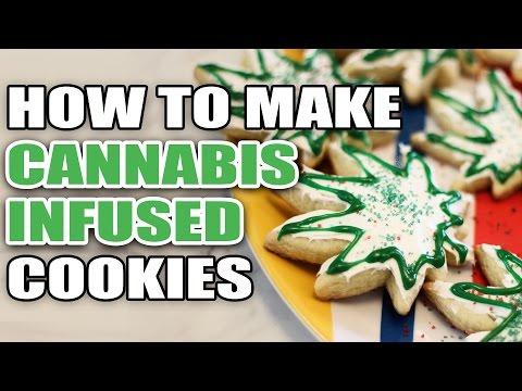 Cannabis Cookie Recipe - Cannabis Food Tips
